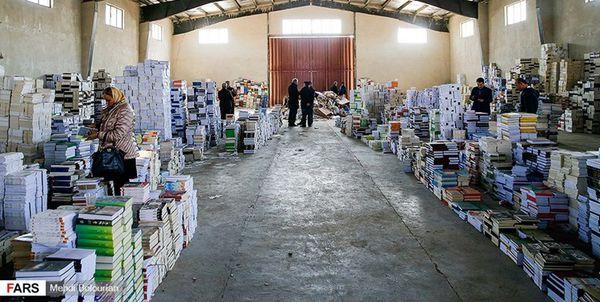 انباری مملو از کتاب قاچاق و غیرمجاز/ زلزلهای که یک باند خانوادگی به جان نشر انداخت