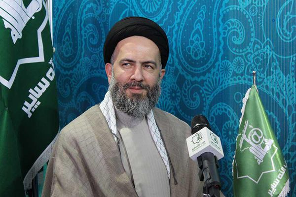 سید علی طاهری در قاب یک ساله گلستان24