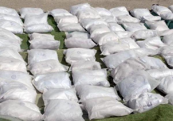 کشف ۵۱۲ کیلوگرم تریاک با کار اطلاعاتی پلیس گلستان؛ تلاش برای دستگیری متهم ادامه دارد