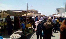 مکان چهارشنبه بازار گرگان تغییر می کند