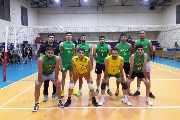 والیبال«نیروی انتظامی» مقتدرانه صعود کرد/ حذف غیرمنتظره «پابند»