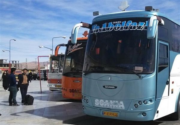 ۲۰۰ دستگاه اتوبوس از گلستان زائران حرم رضوی را جابه جا میکند