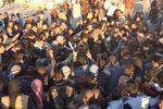 تصاویر/جشن داعشیها باسرهای بریده شیعیان (18+)