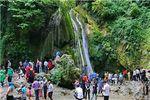ثبت ملی آبشار «کبودوال» علیآبادکتول + تصاویر