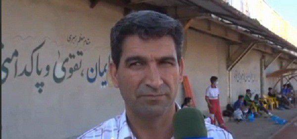 داور گلستانی فوتبال از دنیای داوری خداحافظی کرد