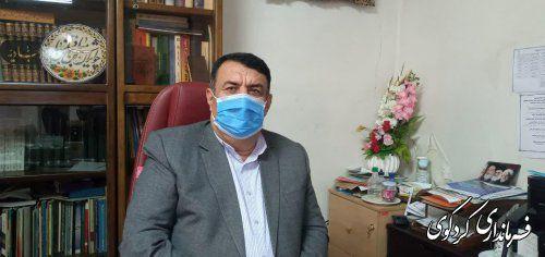 فرماندار کردکوی: ساعات تهیه و پخت نان در سطح شهرستان تغییر می کند