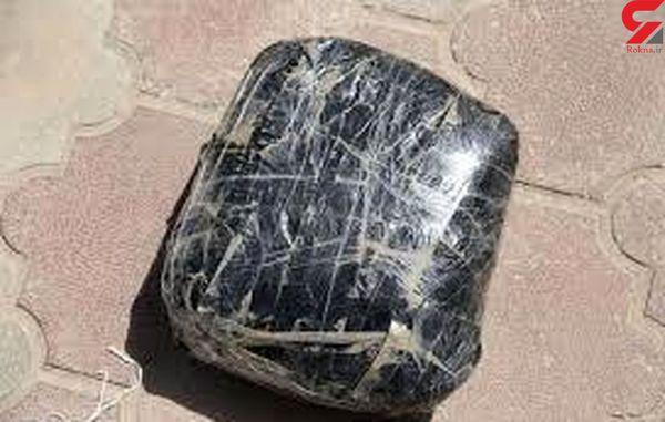 کشف 9 کیلو و 500 گرم تریاک و شیشه در گرگان