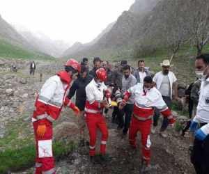 جسد مرد 72 ساله در ارتفاعات آزادشهر پیدا شد