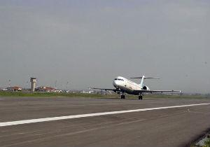برنامه پرواز فرودگاه بین المللی گرگان، دوشنبه دوم تیر ماه