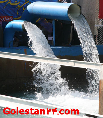 کمبود ۳۶۵ لیتر بر ثانیه آب در گنبدکاووس