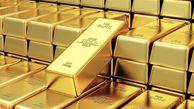 قیمت طلا در بازار جهانی امروز (۹۹/۰۷/۱۵)