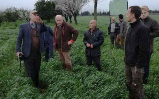 حضور شفر در روستای چهارده کردکوی + عکس