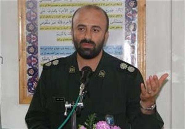 پیام تبریک فرمانده سپاه ناحیه گرگان در پی نابودی داعش
