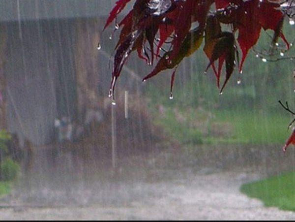 مراوه تپه با بیشترین بارش در صدر مناطق بارانی گلستان