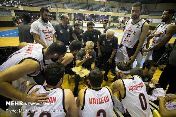 قرارداد ۱۱ بازیکن تیم شهرداری گرگان در هیئت بسکتبال ثبت شد