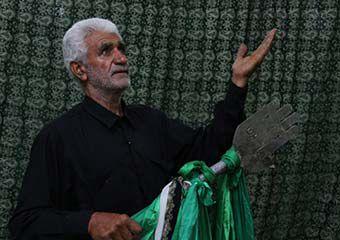 گزارش تصویری/ آئین علمبندان در گرگان