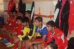 حضور بازیکنان جوان کردکویی در سپاهان اصفهان