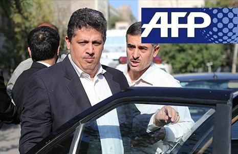 گاف فاحش خبرگزاری فرانسه در پی حکم مهدی هاشمی