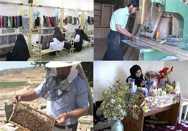چند هزار مددجوی امداد در گلستان صاحب شغل و کسب و کار شدند؟