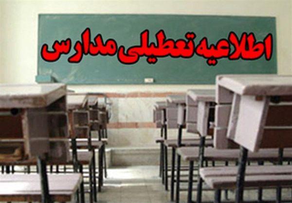 مدارس استان گلستان در همه مقطع تحصیلی برای ۲ هفته تعطیل شد