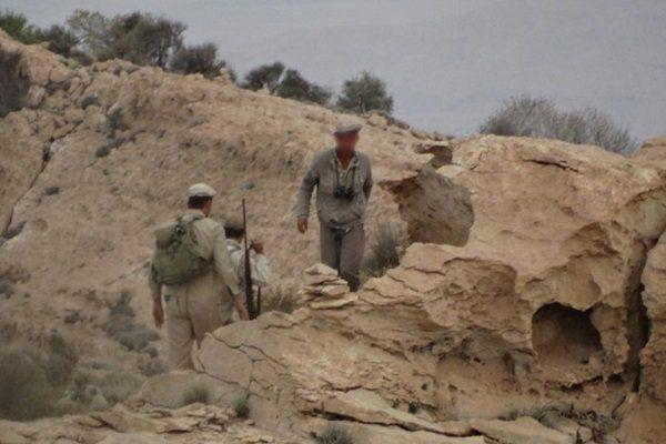 درگیری محیط بانان پارک ملی گلستان با شکارچیان