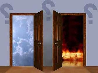 منطقه ای ناشناخته بین بهشت و جهنم