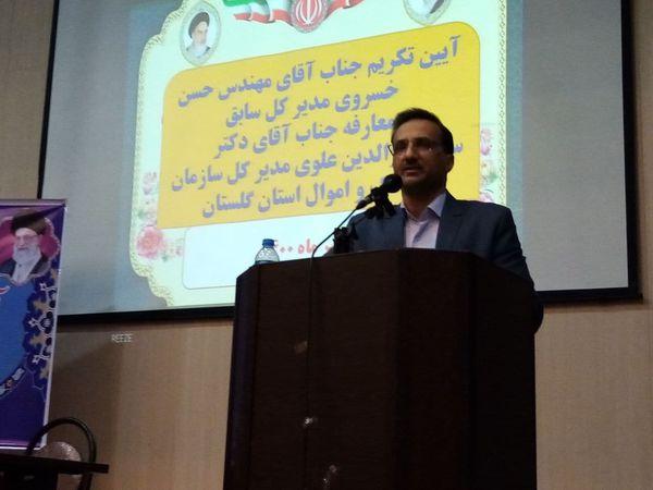 نزدیک به600 هکتار از املاک استان به بنیاد برگشت داده شد