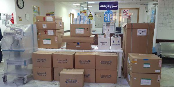 تجهیز 50 میلیارد ریالی بیمارستان پیامبر اعظم (ص) توسط نیکوکار جوان گنبدی