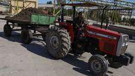 تردد ۳ هزار تراکتور بیپلاک در گرگان و چند خبر کوتاه از گلستان