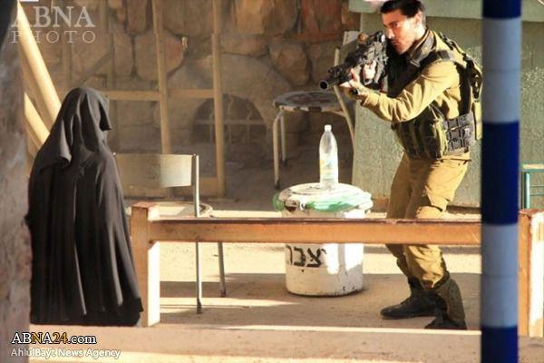 شهادت دلخراش دختر ۱۸ ساله فلسطینی+تصاویر