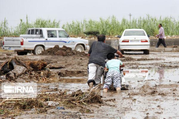 فرماندار: روستاییان کلاله از فردا در مسیر رودخانهها تردد نکنند