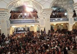 دانلود/ همخوانی مردم اردبیل در حمایت از رئیسی