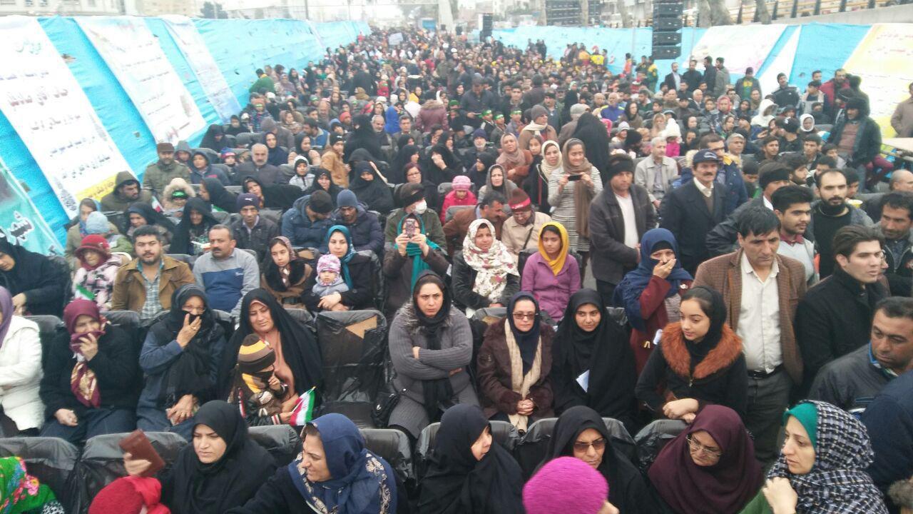 روگذر 4000 شهید گلستان