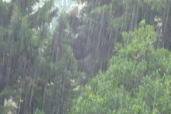 هشدار هواشناسی گلستان درباره بارش های رگباری