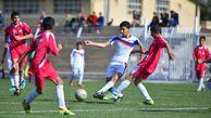 خبرهای کوتاه ورزشی روز یکشنبه گلستان
