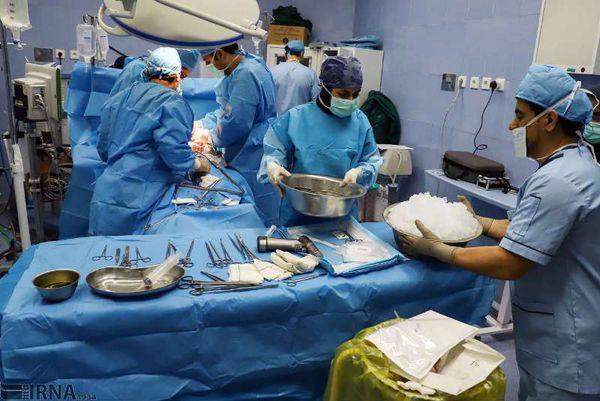 آماده باش بیمارستان های استان گلستان