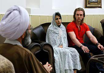 گزارش تصویری/ تشرف جوان روسی به دین اسلام