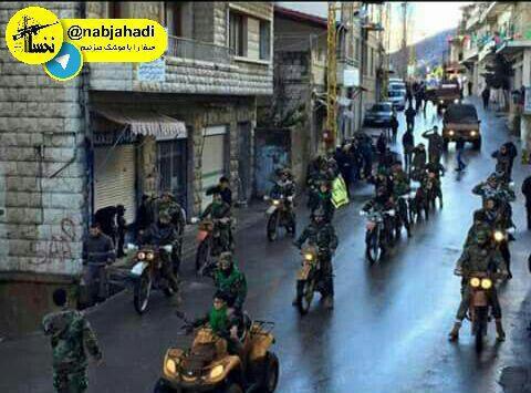 رژه نیروهای حزب الله (3)