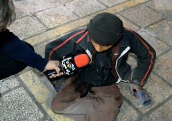مستند جنجالی گدایان وارداتی / درآمد متکدیان واقعأ چقدر است؟ + فیلم