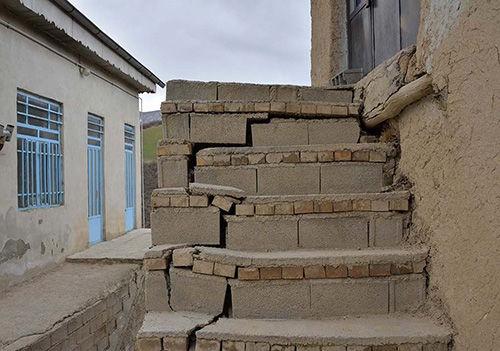 آسیب ۲۰۰ واحد مسکونی در روستای قلعه قافه مینودشت