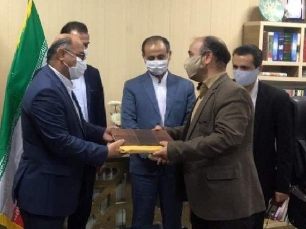 رئیس جدید میراث فرهنگی و گردشگری آزادشهر معرفی شد