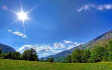 پایداری هوای گلستان تا روز شنبه/ سامانه بارشی یکشنبه وارد می شود