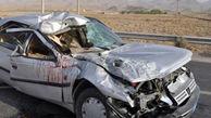 حادثه مرگبار در محور گالیکش