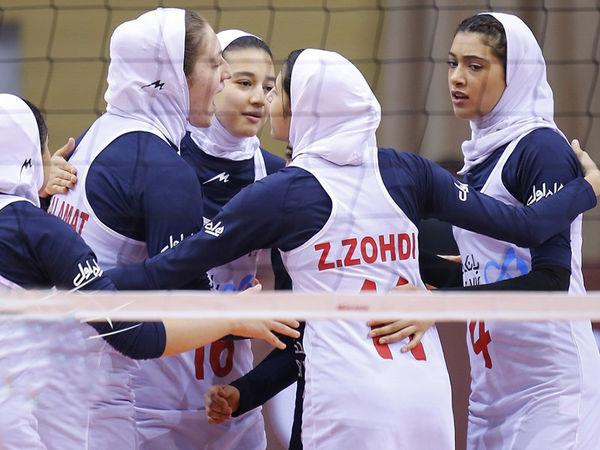 صنایع گلستان تمایلی به حمایت از والیبال زنان ندارند