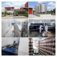 حمایت بانک کشاورزی گلستان از مجموعه تولیدی فرآوردههای لبنی آشوراده