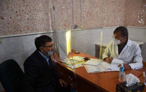 برگزاری کمیسیون پزشکی بنیاد در استان گلستان