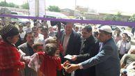 افتتاح اولین واحد مسکونی بازسازی شده