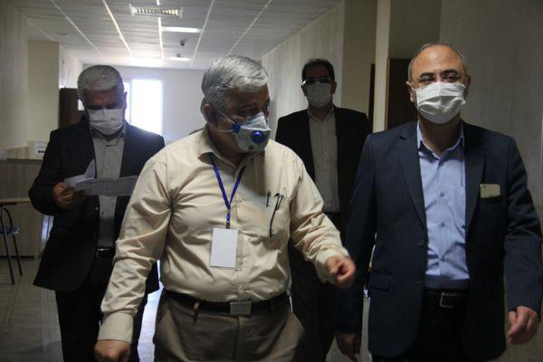 برگزاری آزمون های استخدامی و مدیران آینده تامین اجتماعی در استان گلستان