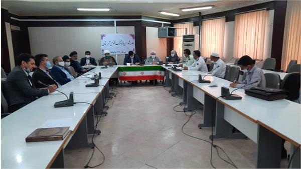 نخستین جلسه شورای فرهنگ عمومی آق قلا در سال جاری تشکیل شد