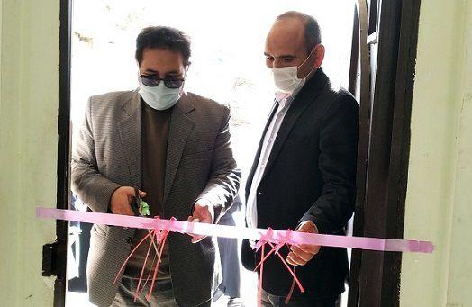 نمایشگاه و بازارچه دست ساخته های دانش آموزی در دبیرستان عشایری مراوه تپه افتتاح گردید